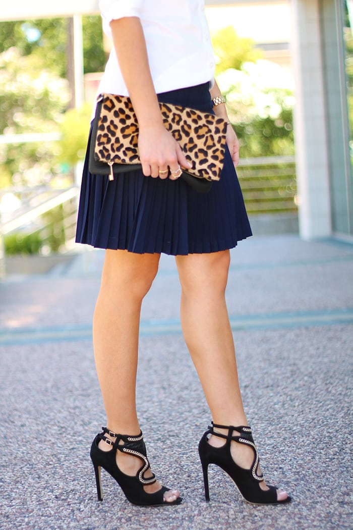 White Navy and Leopard 4 - The Girl From Panama