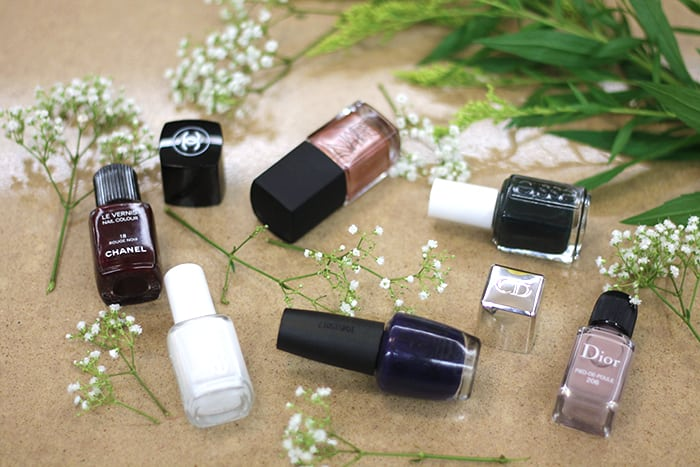 MY Favorite Fall Nail Polishes