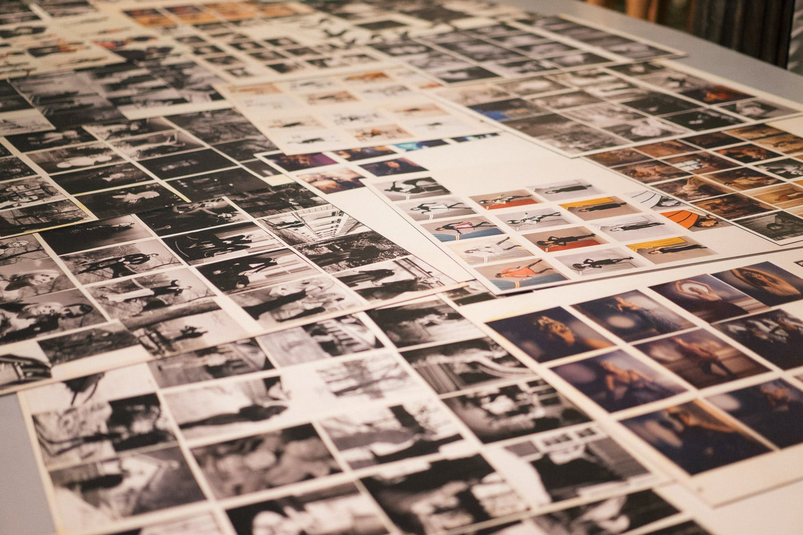 Karl Lagerfeld's photographs 'Obra en Proceso - Work in Progress' at the Factoría Habana