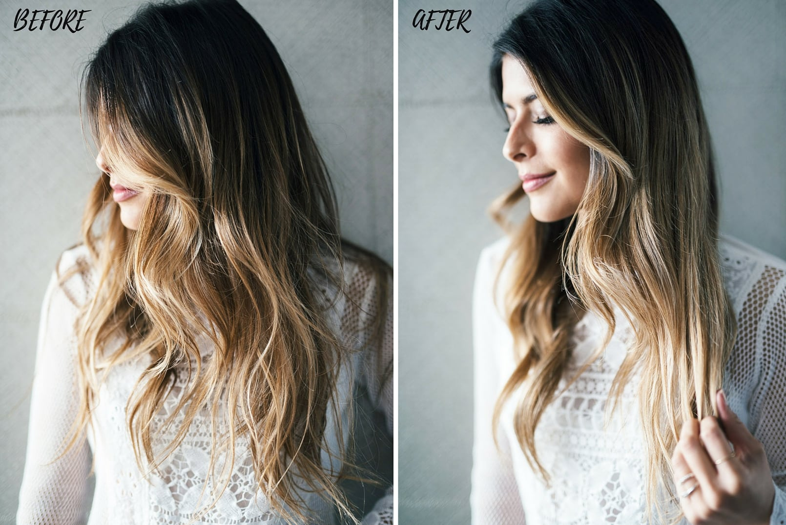 Beauty Fix How To Tame Frizzy Hair The Girl From Panama