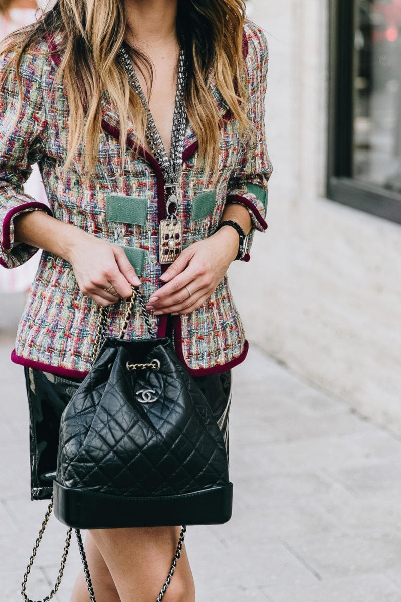 3 ways to wear the Gabrielle Bag from CHANEL