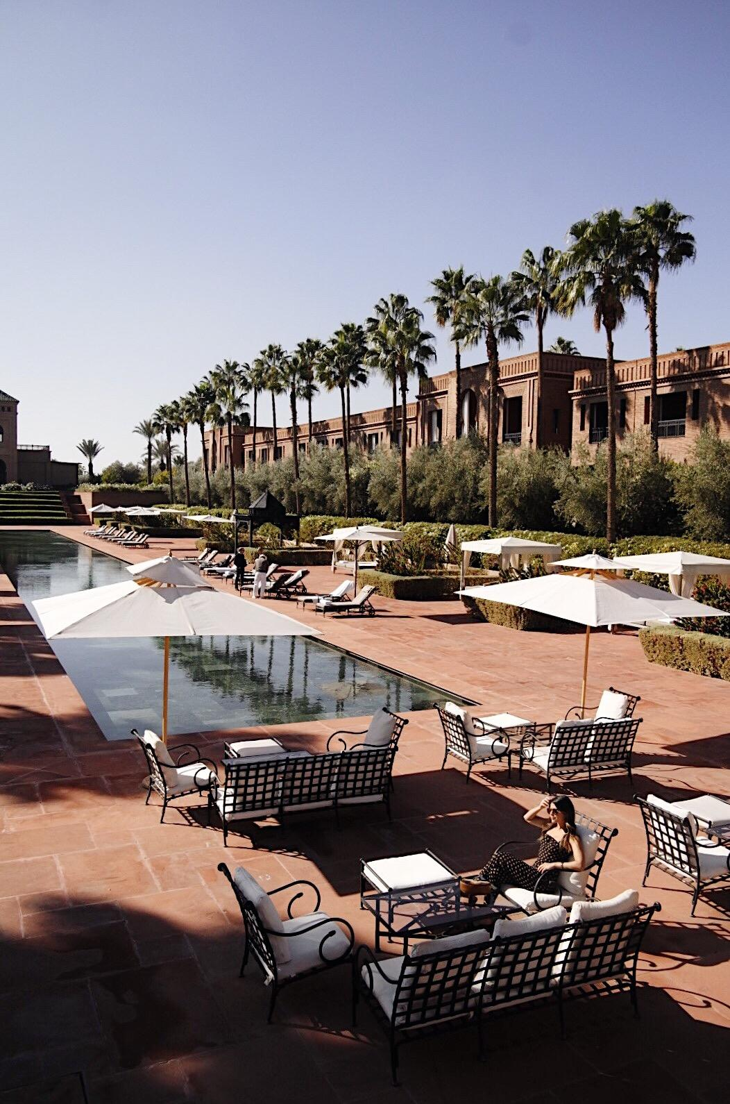 The Pool at the Selman Marrakech