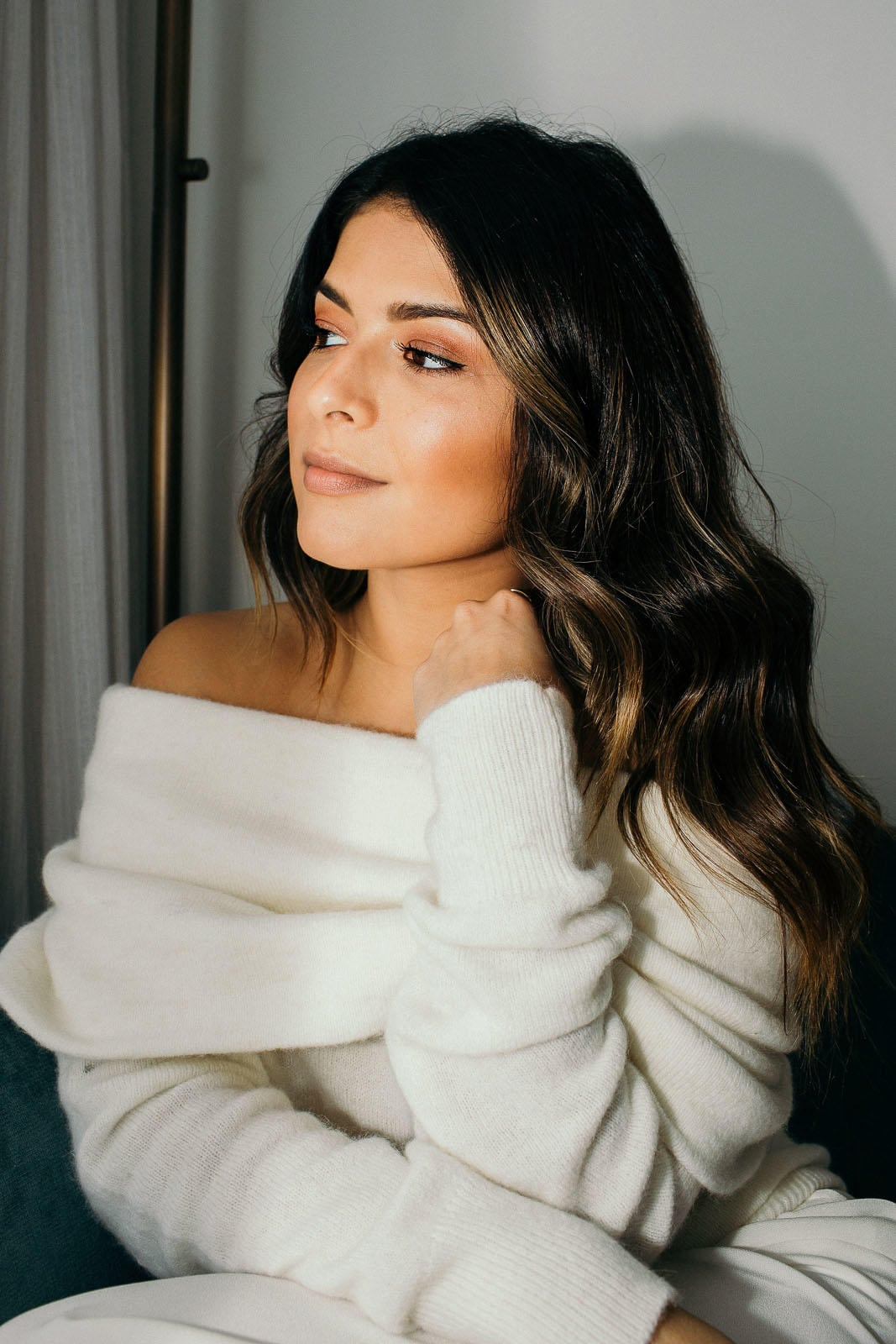 How to Get Glowy Winter Skin in 5 Minutes - The Girl From Panama